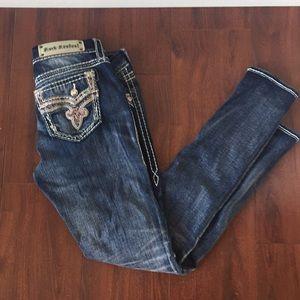 Rock revival easy skinny Betty jeans women 28